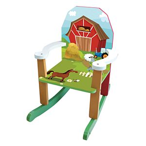 Miraculous Lipper Childrens Rocking Chair Dailytribune Chair Design For Home Dailytribuneorg