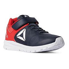 6971c0919f4e Reebok Rush Runner ALT Boys  Sneakers. Navy Red