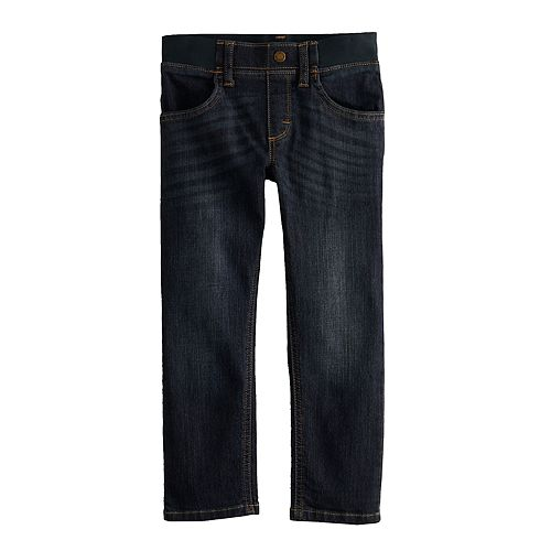 Boys 4-7 Lee® Extreme-Comfort Relaxed-Fit Pull-On Jeans in Regular & Slim