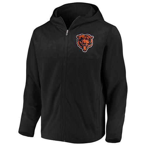 Men's NFL Chicago Bears Defender Mission Zip-Up