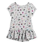 Disney's Minnie Mouse Peplum Hem Top by Jumping Beans®