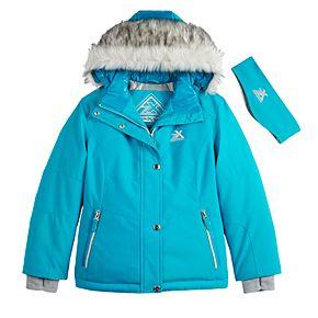 Girls 7-16 ZeroXposur Snowboard Jacket