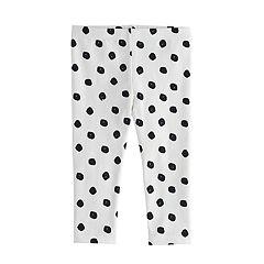 7ff4e0454f6e9 White Jumping Beans Leggings Pants - Bottoms, Clothing | Kohl's