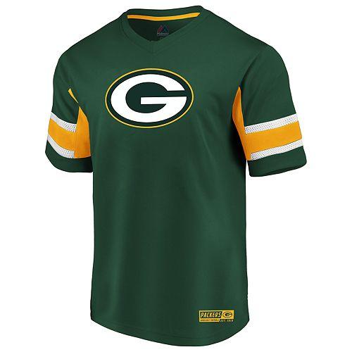 Men's Green Bay Packers Hashmark Tee