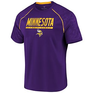 Men's Minnesota Vikings Defender Mission Tee