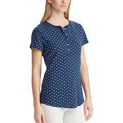 8903bd1b57043c Womens Chaps T-Shirts Tops   Tees - Tops