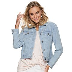 Juniors' Candie's® Denim Jacket