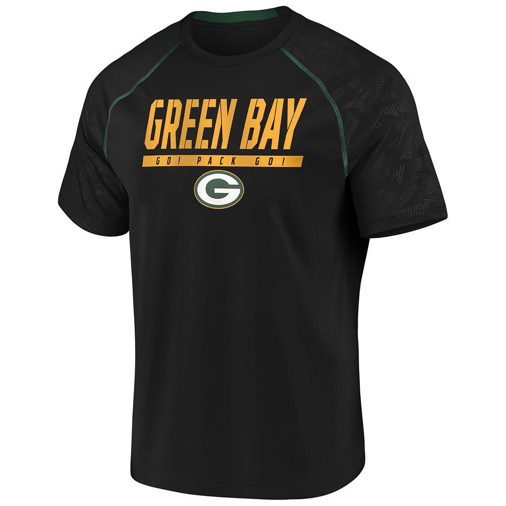 Men's NFL Green Bay Packers Defender Mission Tee