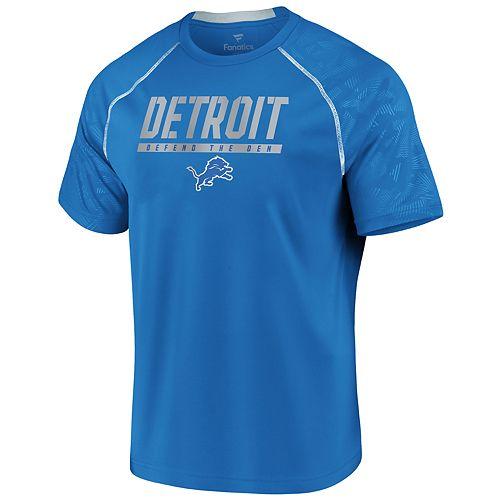 Men's NFL Detroit Lions Defender Mission Tee