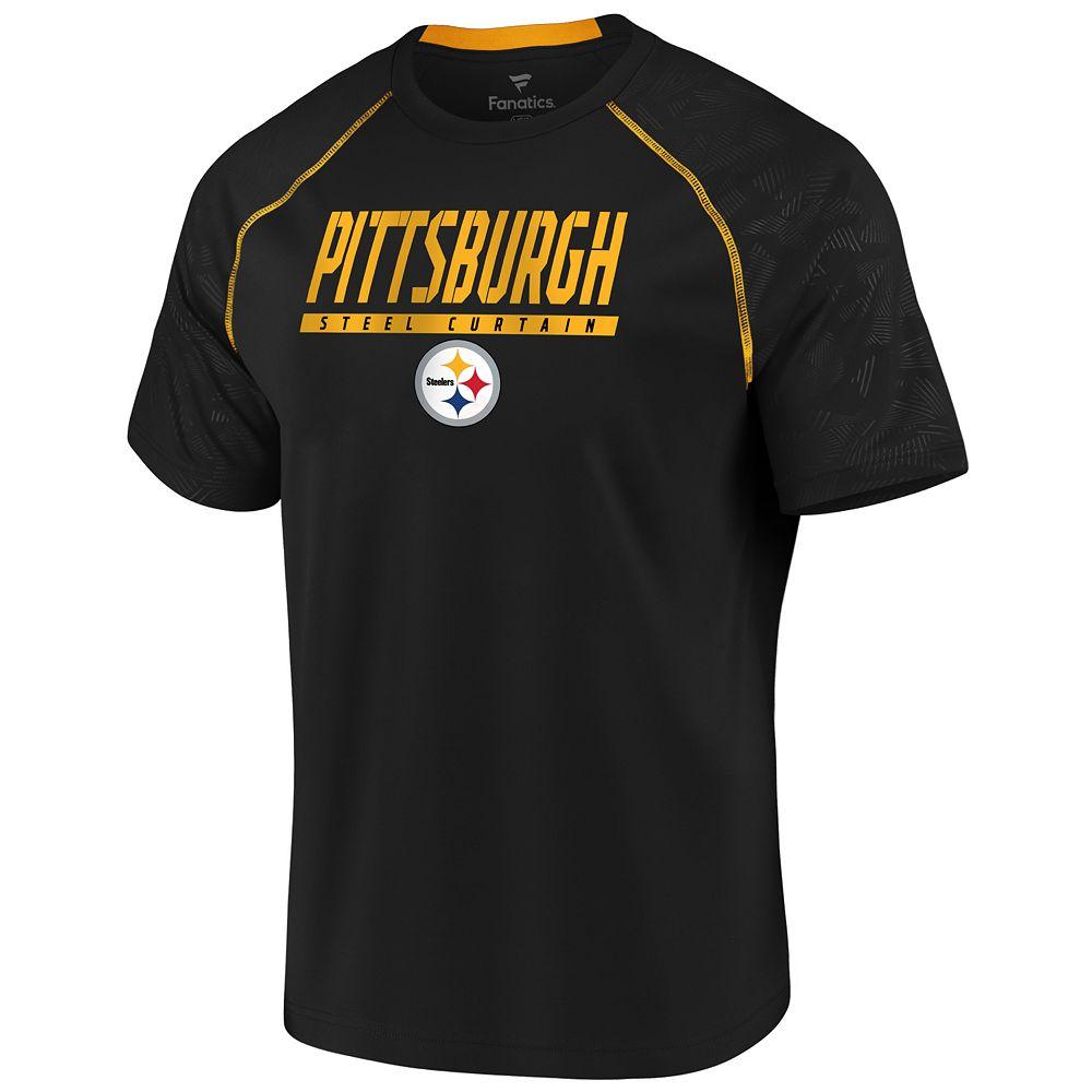Men's NFL Pittsburgh Steelers Defender Mission Tee