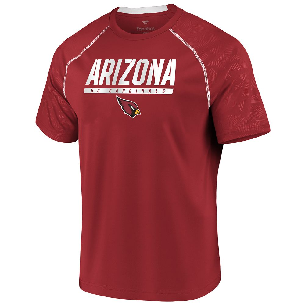 Men's NFL Arizona Cardinals Defender Mission Tee