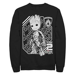 Juniors' Marvel Groot Kid Poster Fleece