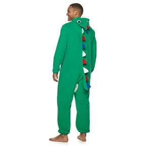 Men's Jammies For Your Families Dino Family Onesie