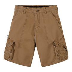Boys 8-20 Wrangler Comfort Cargo Shorts