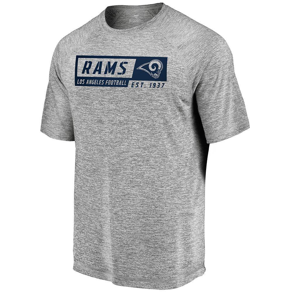 Men's Los Angeles Rams Logo Tee