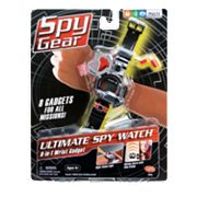 Wild Planet Spy Gear Ultimate Spy Watch