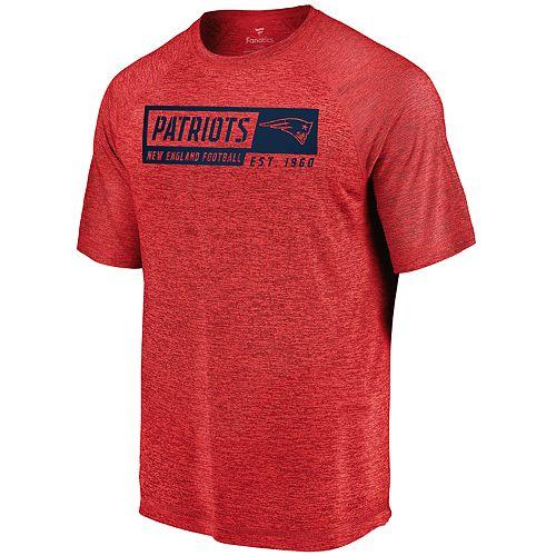 Men's New England Patriots Logo Tee