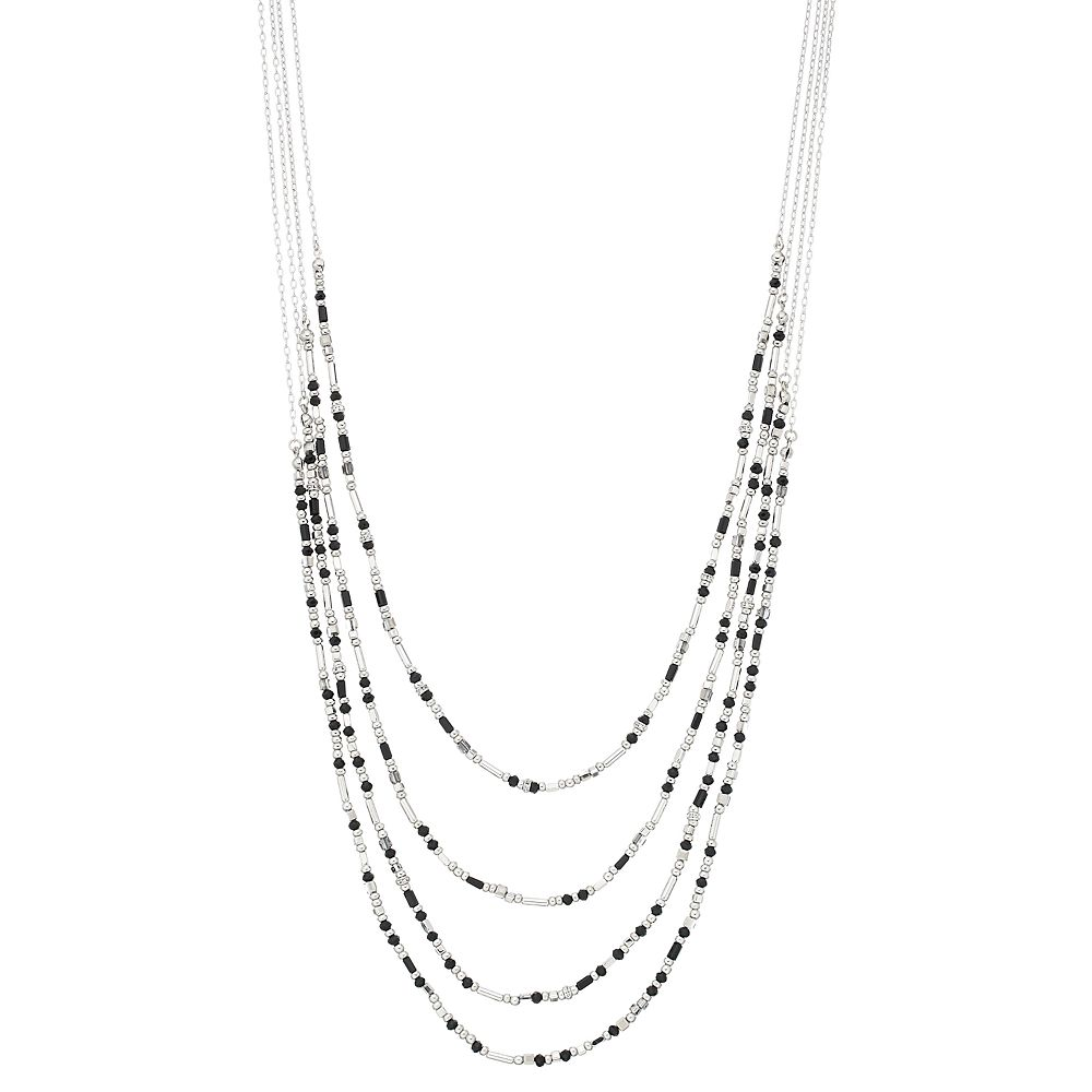 SONOMA Goods for Life® Beaded Multi-Layer Necklace