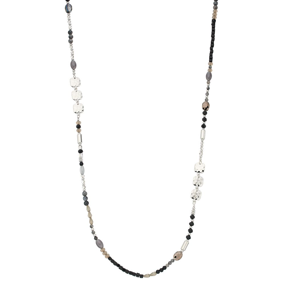 SONOMA Goods for Life® Multi-Beaded Long Necklace