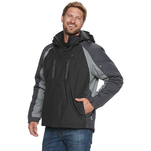Men's Free Country Midweight Hooded Jacket