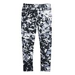 Girls 4-12 Jumping Beans® Active Print Leggings