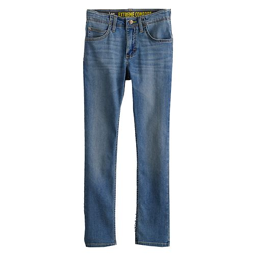 Boys 4-20 Lee® Extreme Comfort Skinny-Fit Jeans