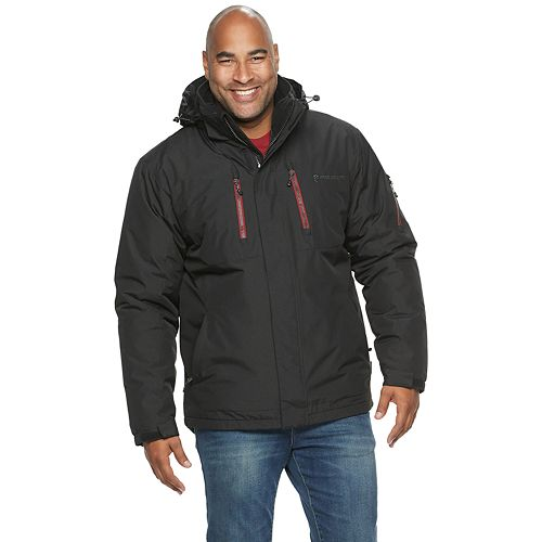 Big & Tall Free Country Systems Jacket