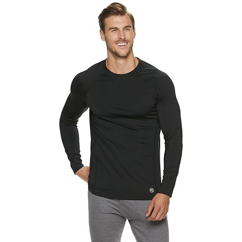 Big & Tall Climatesmart® by Cuddl Duds Heavyweight ArctiCore Performance Base Layer Crewneck