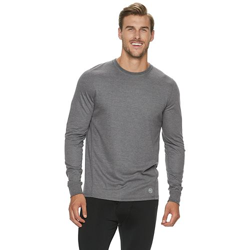 Big & Tall Climatesmart® by Cuddl Duds Heavyweight ProExtreme Performance Base Layer Crewneck