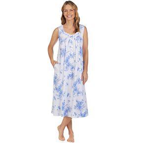 Women's Aria Long Nightgown