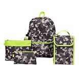 Girls 6-Piece Backpack Set