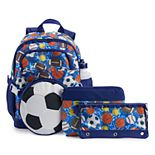 Sports 5-Piece Backpack Set