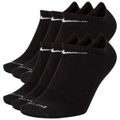 3630466678159 Men's Nike 6-Pair Everyday Plus Lightweight No-Show Socks