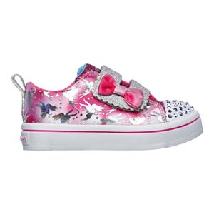 Skechers Twinkle Toes Twi-Lites Fairy Wishes Toddler Girls' Light Up Shoes