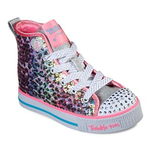 Skechers Twinkle Toes Twinkle Lite Girls' Light Up Shoes
