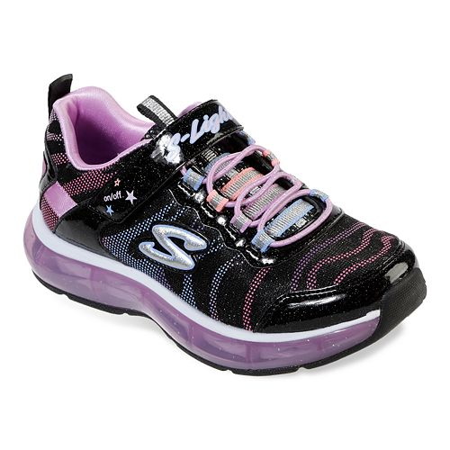 Skechers® S Lights Light Sparks Girls' Light Up Shoes