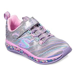 Skechers Skech-Air Jumpin' Dots Girls' Sneakers