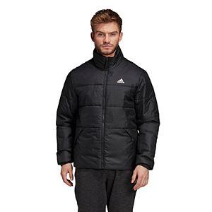 Men's adidas Basic 3-Stripe Insulated Jacket