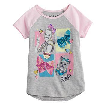 712ca3539b36c Girls 4-12 Jumping Beans® Jojo Siwa Graphic Tee