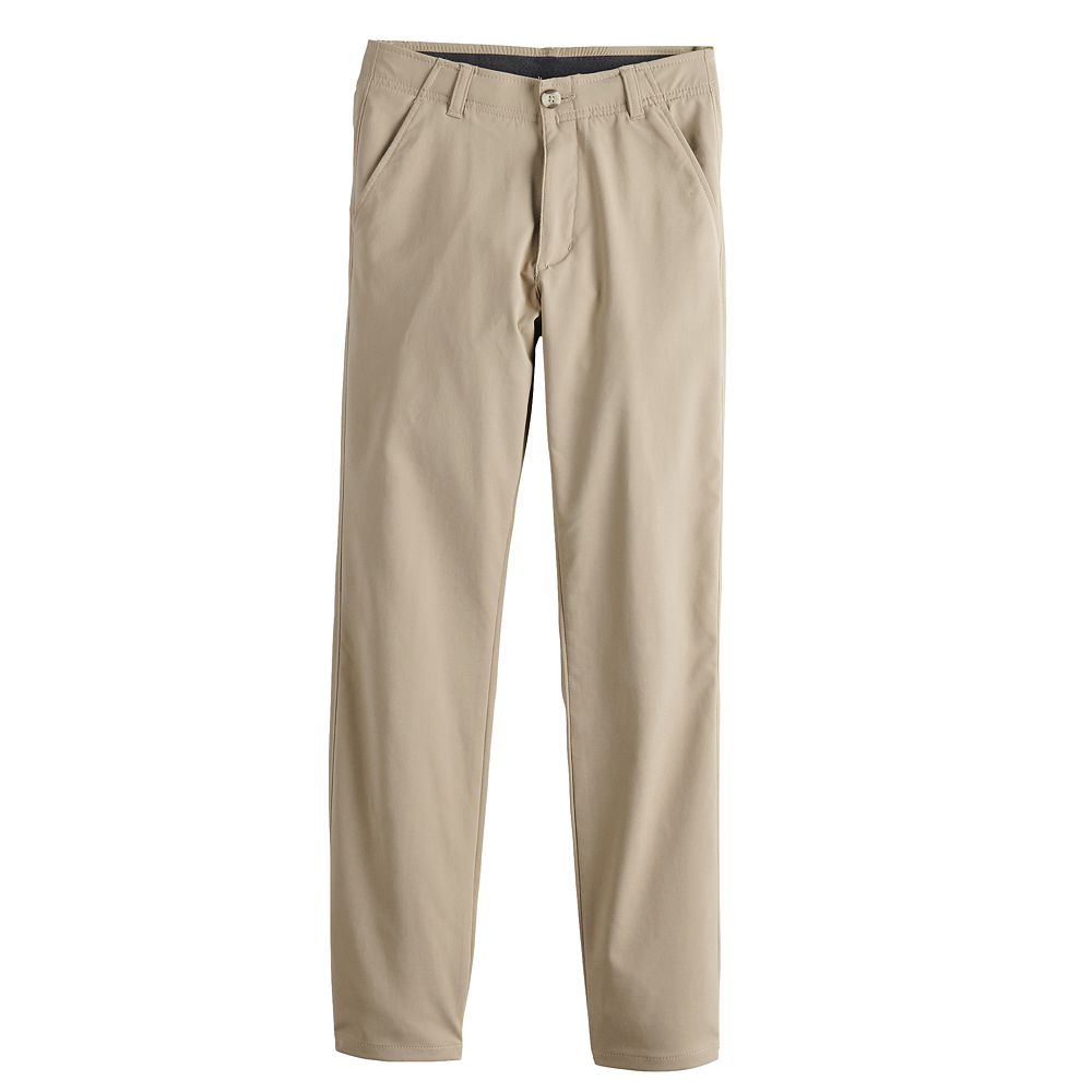Boys 4-20 Chaps Performance Pants in Regular & Husky