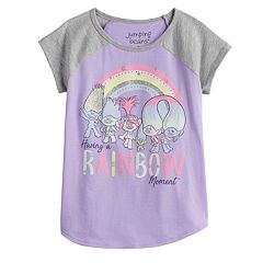 29e7fd532 Girls 4-12 Jumping Beans® Dreamworks Trolls 'Rainbow Moment' Graphic Tee