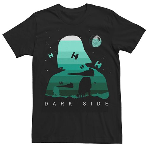 Men's Star Wars Darth Vader Character Tee