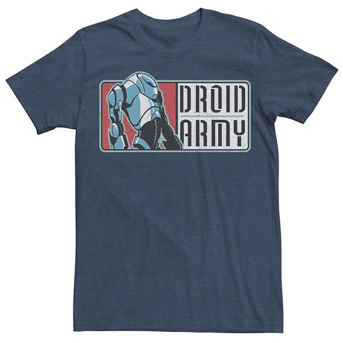 Men's Star Wars Droid Army Tee