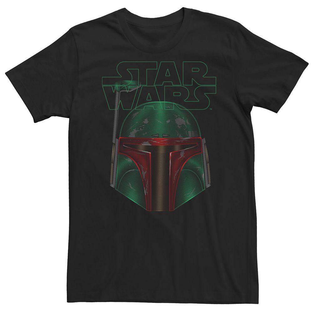 Men's Star Wars Boba Fett Character Tee