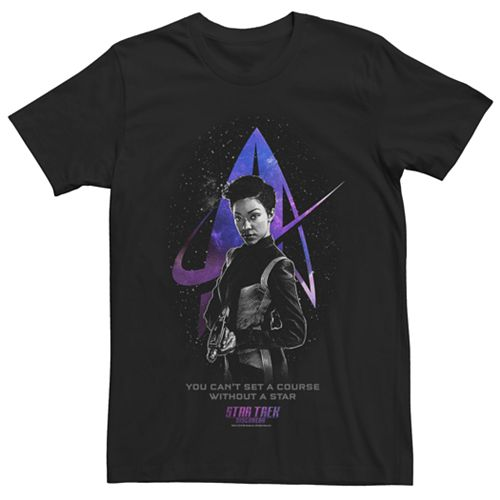 Men's Star Trek: Discovery Star Course Tee