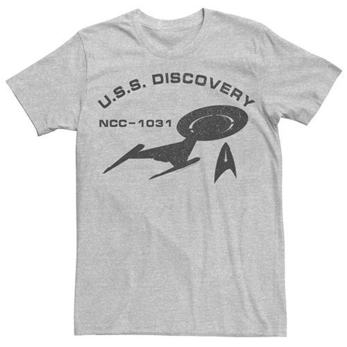 Men's Star Trek U.S.S. Discovery Tee