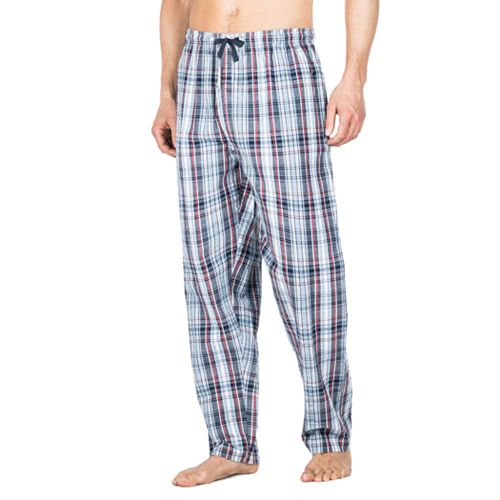 Big & Tall Residence Plaid Seersucker Lounge Pants