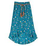 Girls 7-16 IZ Amy Byer Floral High-Low Maxi Skirt