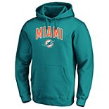 Mens NFL Miami Dolphins Engage Arch Pullover