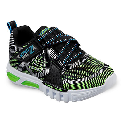 Skechers S Lights Flex-Glow Parrox Toddler Boys' Light Up Shoes